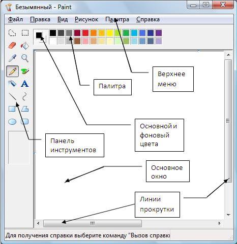 программа Paint скачать бесплатно на русском языке - фото 5
